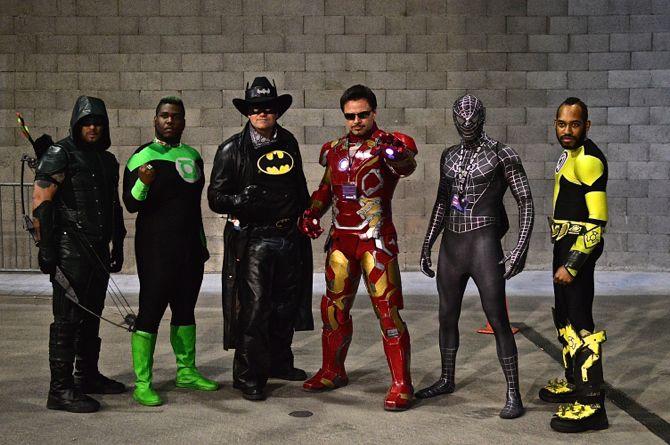 2, Project-Nerd, Marvel, Heroes United AZ, DC Comics, comics, gaming, cosplay, costuming, cosplayers, over 30 cosplay, Phoenix Comicon Fan Fest, 7