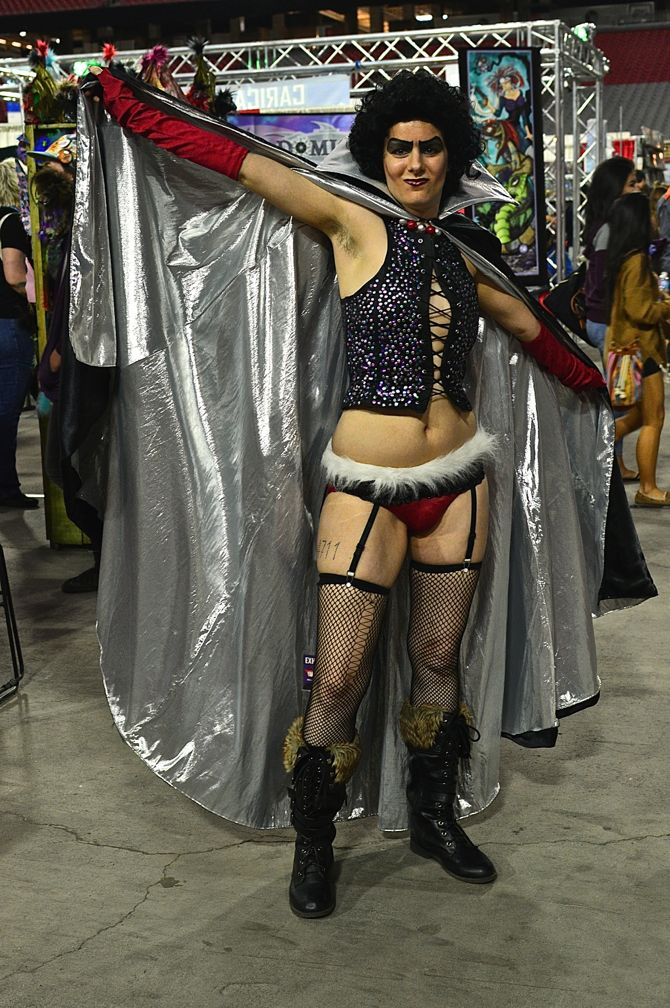 Project-Nerd, Marvel, DC Comics, comics, gaming, cosplay, costuming, cosplayers, over 30 cosplay, Phoenix Comicon Fan Fest, 17