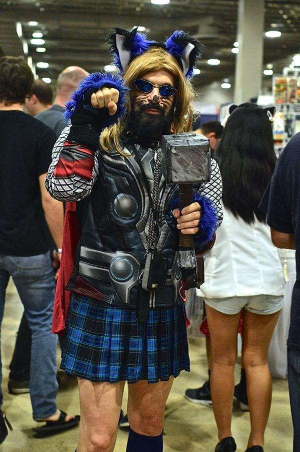 Magic City Comic Con, 3, cosplay, comics, Marvel, DC Comics, Anime, Rocky Horror PIcture Show, Power Rangers3