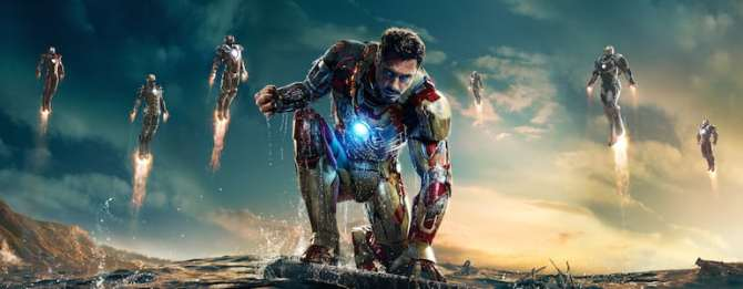 Iron Man 3 Feature