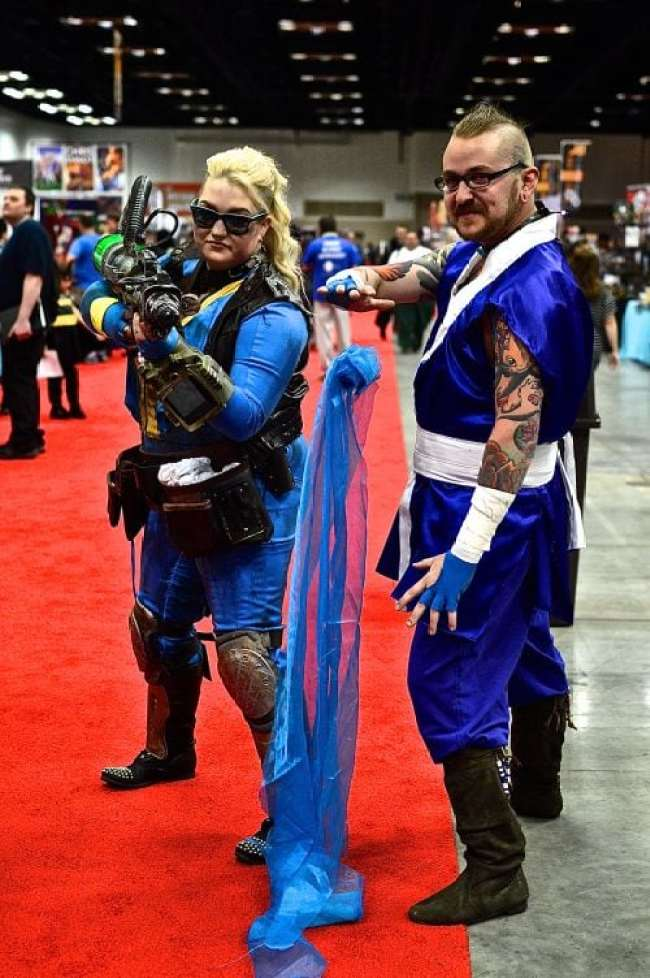 Indiana Comic Con, ICC, 1, cosplay, costumer, fun, Avengers, Captain America, DC Comics, Batman, Anime, animecosplay, gaming, Fallout, Joker, Harley Quinn, comics, comicbook13