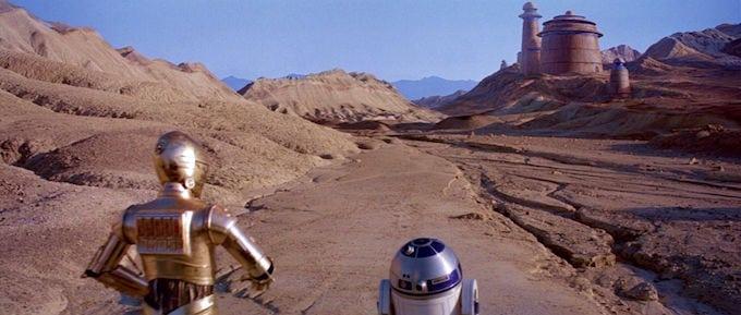 Star Wars VI Return of Jedi 1
