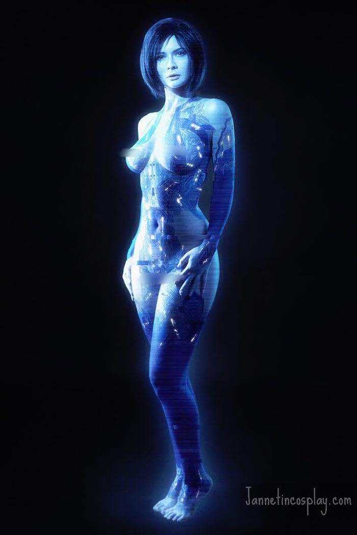 Incosplay nude