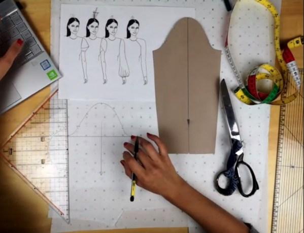 online pattern cutting class