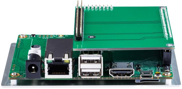 Rpi hat adapter
