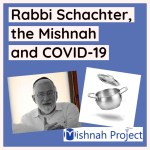 Rabbi Schachter, the Mishnah and COVID-19