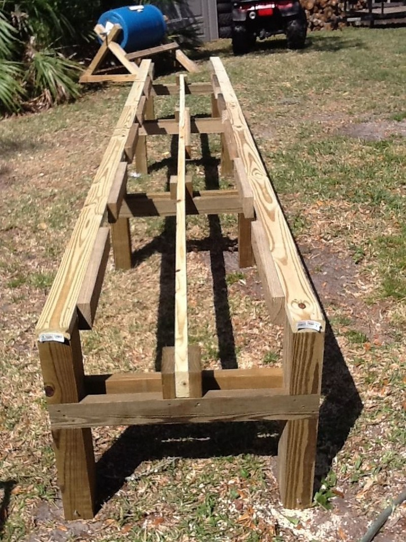 How To Make A Raised Planter Stand Your Projects Obn