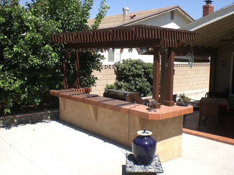 How To Build an Outdoor Kitchen - Your Projects@OBN on Diy Bbq Patio id=75098