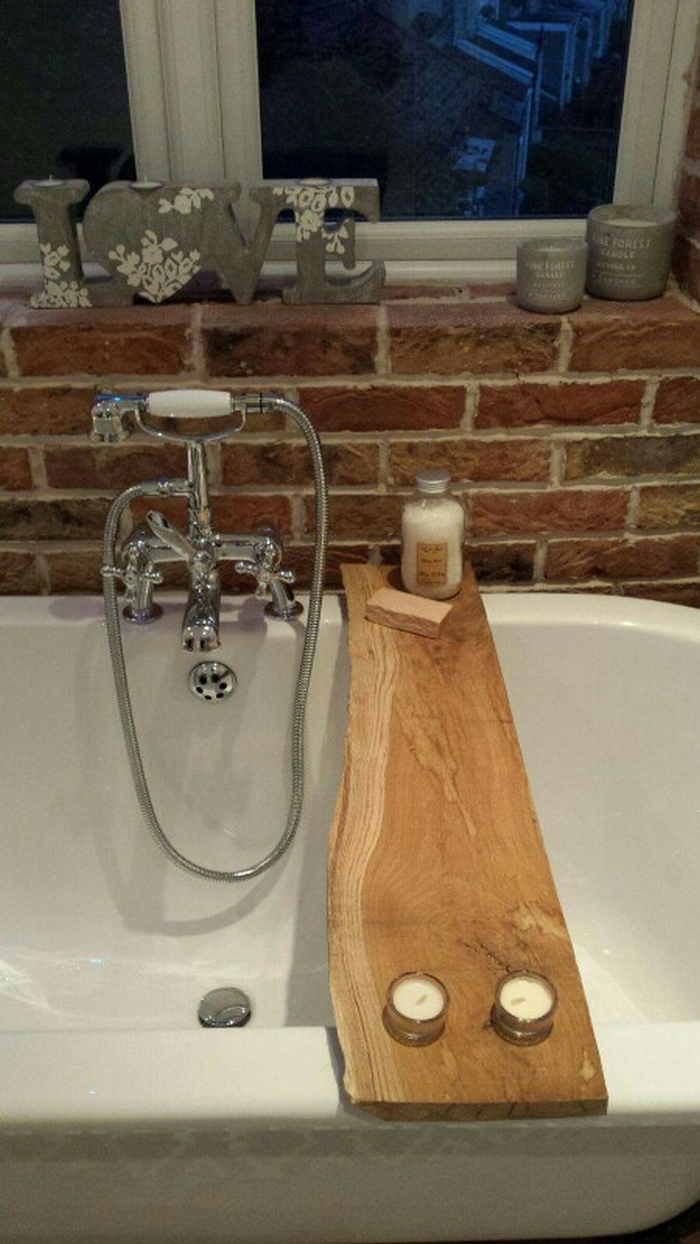 DIY Bathtub Caddy Your ProjectsOBN