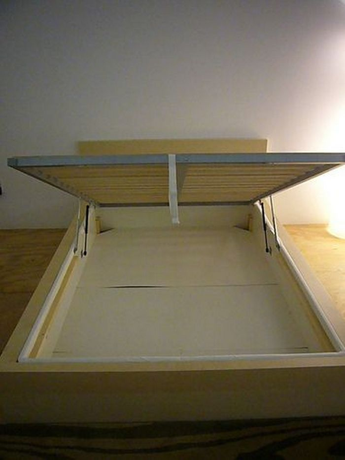 DIY Lift Top Storage Bed Your ProjectsOBN