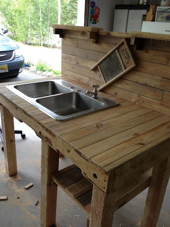diy outdoor sink ideas 04 your