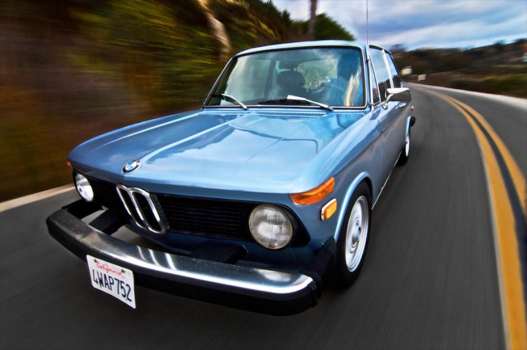 rhone motorsport photography,rig shots, bmw, vintage, nikon d700, 1976 BMW, BMW 2002, 1976 BMW 2002, classic, fjord blue