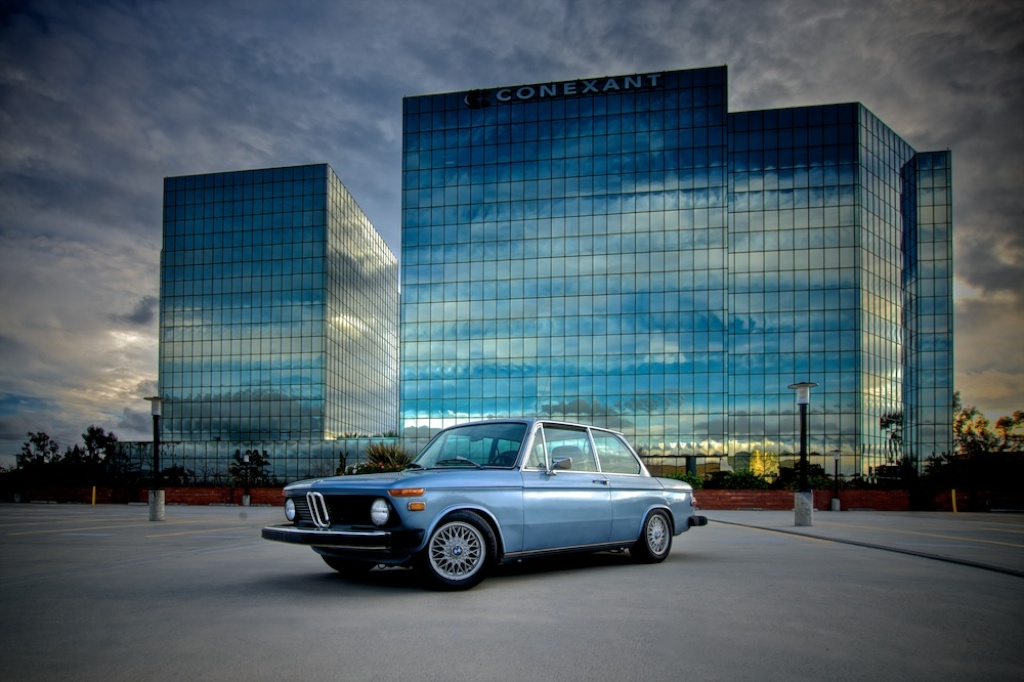 rhone motorsport photography, bmw, vintage, nikon d700, 1976 BMW, BMW 2002, 1976 BMW 2002, classic, fjord blue, HDR