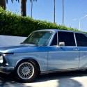 1976 BMW 2002, fjord, fjord blue, BMW e10, BBS, project2002, project2002.com. BMW project 2002, Los Panchos, paint, vintage, restoration