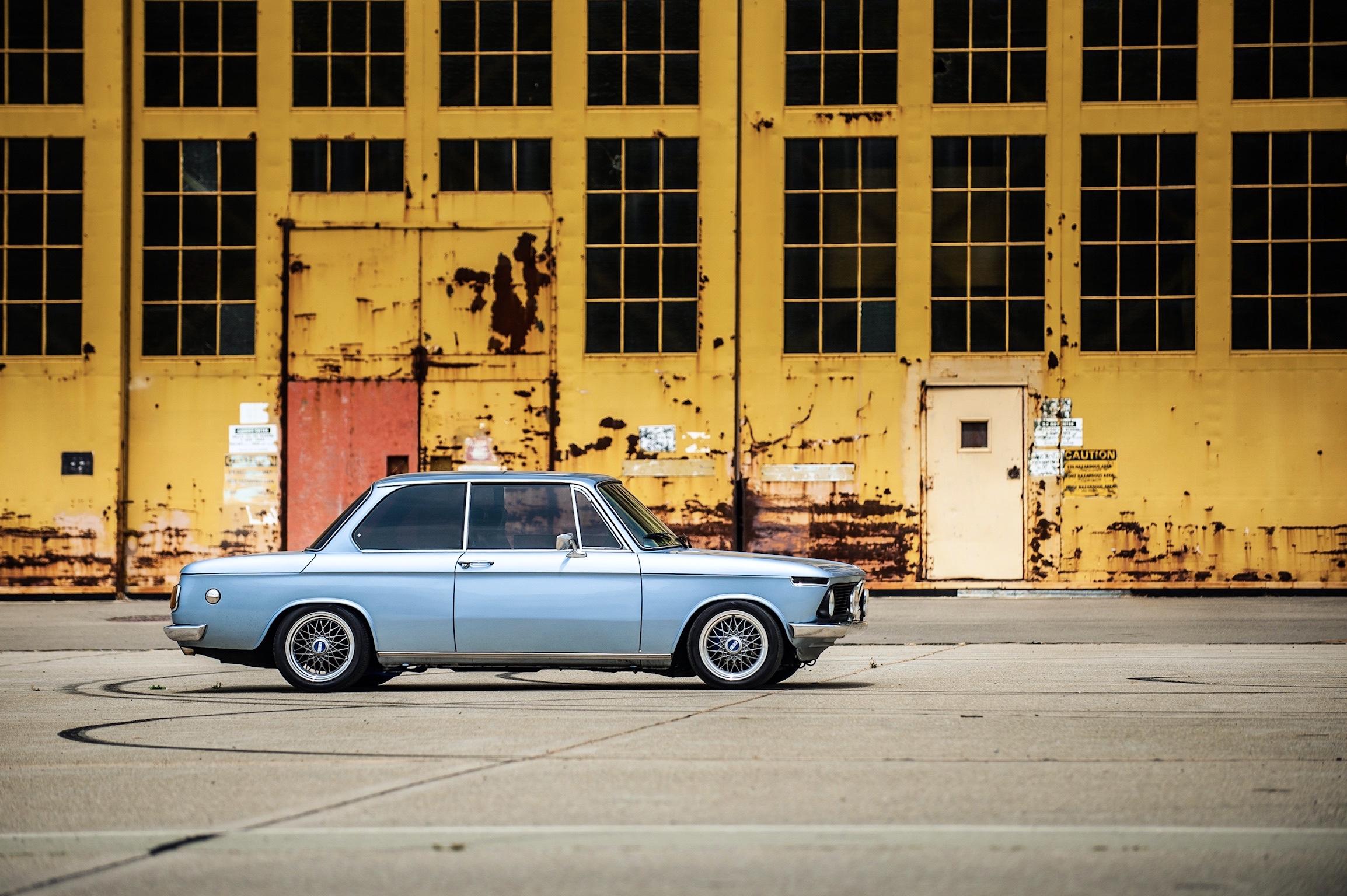 BMW, BMW 2002, Vintage, project2002, project2002.com, BBS, Fjord, fjord blue, 1976, e10, m10, restoration, restored, nikon d700