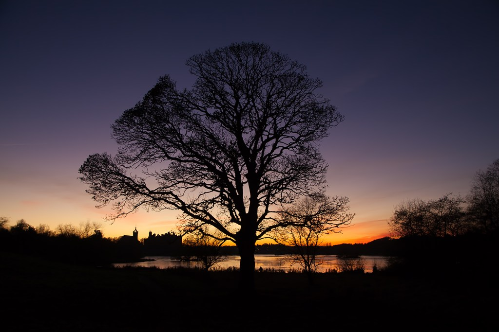B-side from Linlithgow Loch
