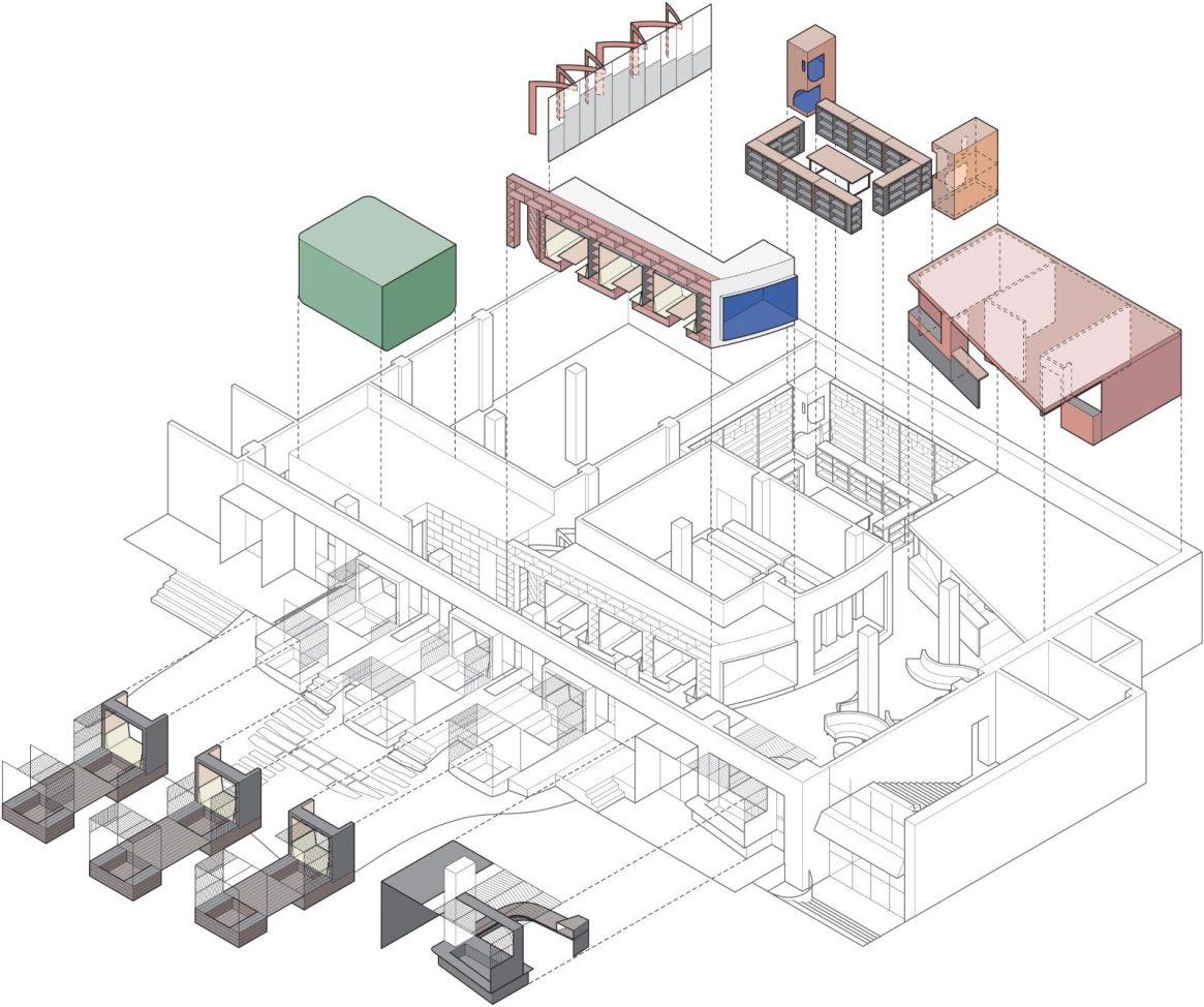 SFS MYL axo building within Custom