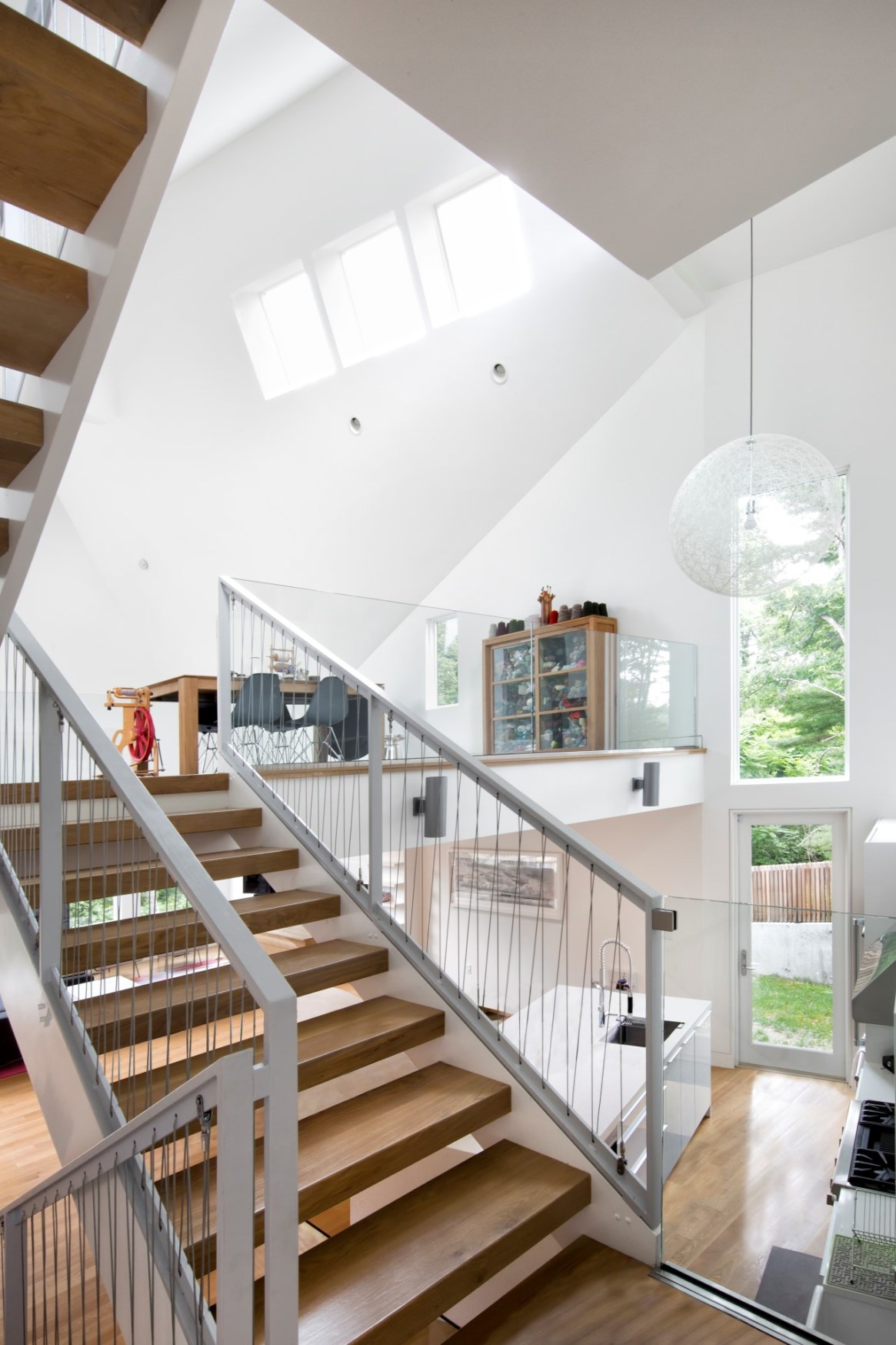 tung house stair