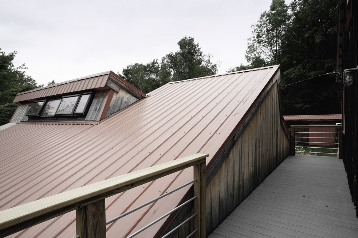 verdant roof