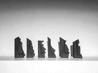 Alexandra Jelleberg, Half a Dozen: Judges & Jury, Alexandra Jelleberg, Stoneware, 2016