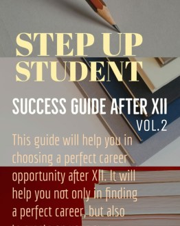 SUCCESS GUIDE AFTER XII