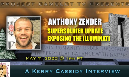 ANTHONY ZENDER:  SUPERSOLDIER UPDATE: EXPOSING THE ILLUMINATI
