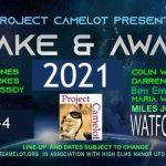 AWAKE & AWARE UK: JULY 3-4, 2021 – TICKETS ON SALE NOW