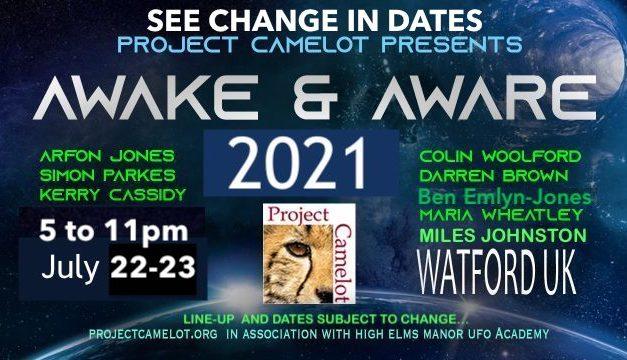 AWAKE & AWARE UK: JULY 22-23, 2021 – TICKETS ON SALE NOW  Copy