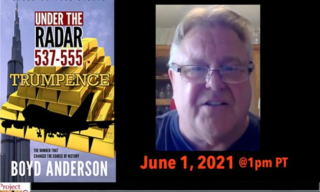 BOYD ANDERSON:  BITCOIN, FLIGHT 370 AND THE GOLD HEIST
