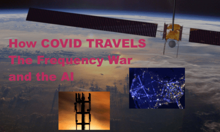 FREQUENCY WAR:  HOW COVID TRAVELS:  THE AI COMPONENT – UPDATED
