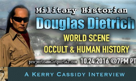 DOUGLAS DIETRICH – MILITARY HISTORIAN – OCCULT HISTORY