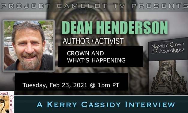 DEAN HENDERSON – WHAT'S GOING ON  – THE CROWN, TRUMP, BIDEN AND COVID