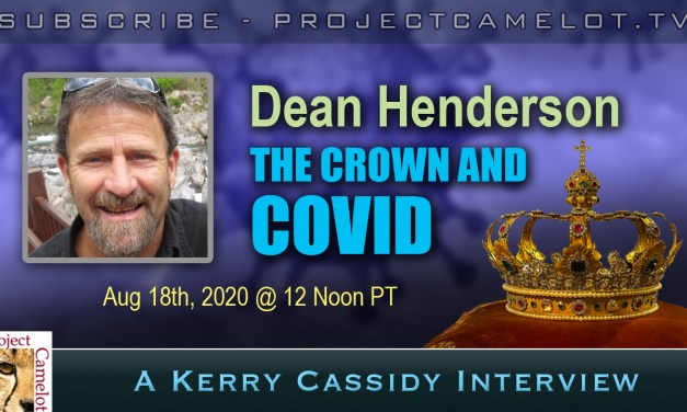 DEAN HENDERSON:  COVID AND THE CROWN