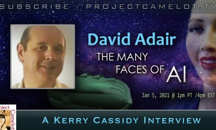 DAVID ADAIR:   THE MANY FACES OF AI  – INTERVIEW