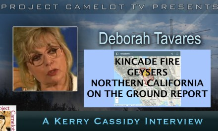 DEBORAH TAVARES  RE FIRES IN NORTHERN CALIF – REPORT FROM FORMER FIRE CAPTAIN ON THE SCENE