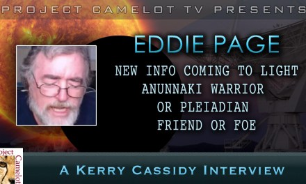 NEW INFO RE EDDIE PAGE:  ANUNNAKI OR PLEIADIAN – UPDATED