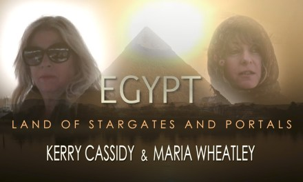 NEW!  EGYPT DOCUMENTARY : LAND OF STARGATES AND PORTALS