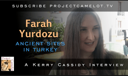 FARAH YURDOZU:  STRANGE HAPPENINGS IN ANCIENT SITES IN TURKEY