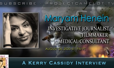 MARYAM HENEIN:  INVESTIGATOR/FILMMAKER: SAVE THE BEES