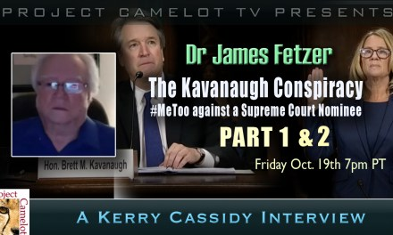 KAVANAUGH AND BLASEY FORD  PSY-OP WITH DR. JAMES FETZER PARTS 1 & 2