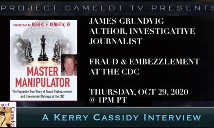 JAMES GRUNDVIG:  AUTHOR & INVESTIGATIVE JOURNALIST