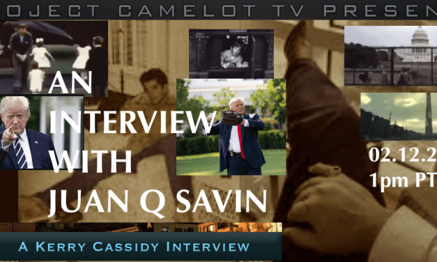 JUAN Q SAVIN:  INTERVIEW