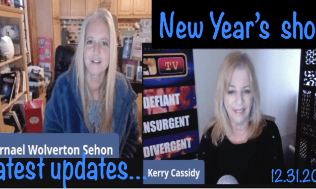 KERRY AND DR. SHARNAEL SEHON NEW YEARS AND UPDATES