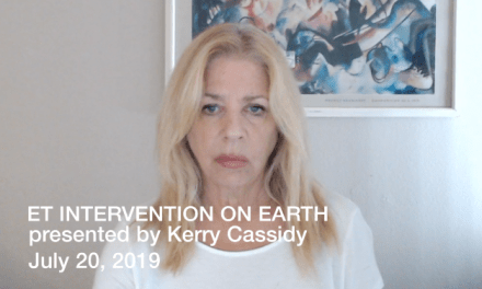 OVERVIEW OF ET INTERVENTION ON PLANET EARTH -Repost