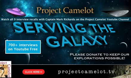 Captain Mark Richards:  the Secret Space Program all 10 interviews