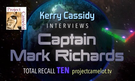 CAPTAIN MARK RICHARDS:  TOTAL RECALL 10:  The Case and Space Command