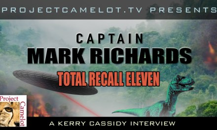 MARK RICHARDS : TOTAL RECALL ELEVEN