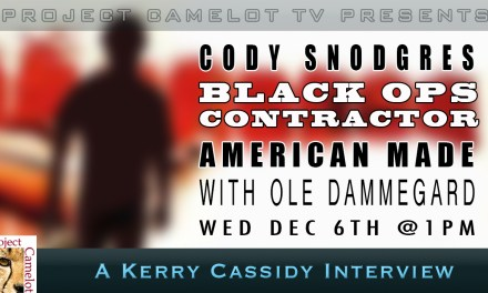 CODY SNODGRES BLACK OPS WITH OLE DAMMEGARD