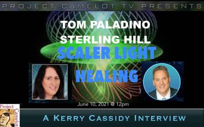 STERLING HILL AND TOM PALADINO:  SCALER HEALING