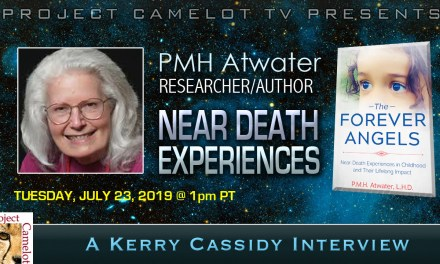 PMH ATWATER :  AUTHOR, RESEARCHER NEAR-DEATH EXPERIENCES